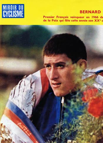 Bernard guyot for Miroir du ciclisme